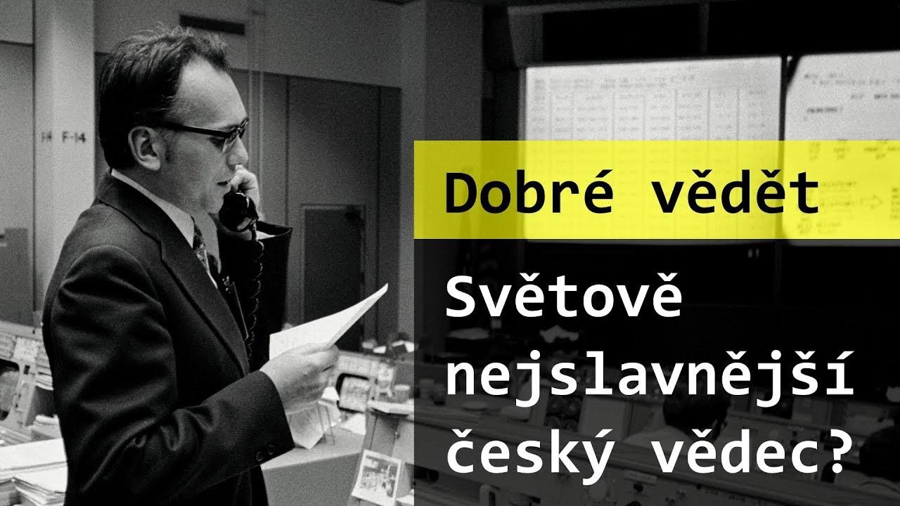Luboš Kohoutek - nejslavnější český vědec